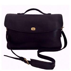 Coach Vintage Lexington Briefcase Business Bag